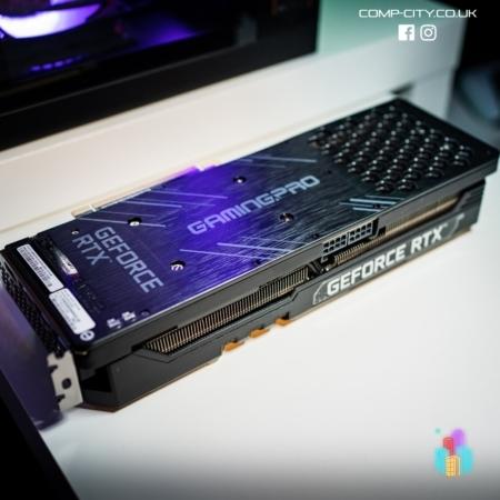 Palit RTX 3070 GamingPro 8GB Competition