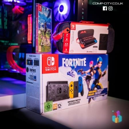 Nintendo Switch Fortnite SE - Zelda Pack Competition