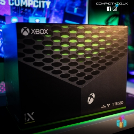 Xbox Series X Competition