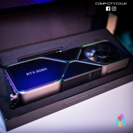 NVIDIA RTX 3080 Founders Edition 10GB competition