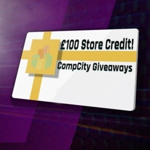 CompCity Store Credit Competition