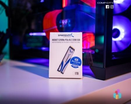 Sabrent Rocket Q 1TB NVMe SSD competition