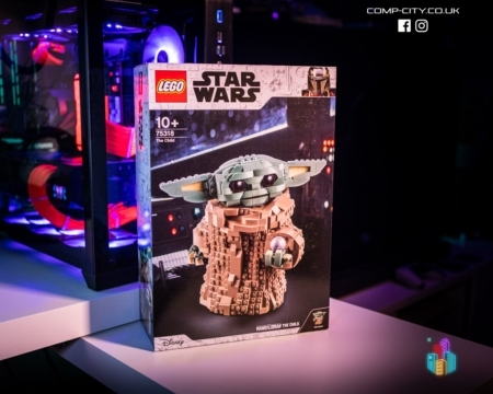 LEGO Star Wars The Mandalorian Baby Yoda Competition