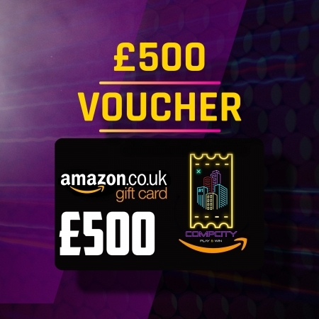 £500 Amazon Voucher