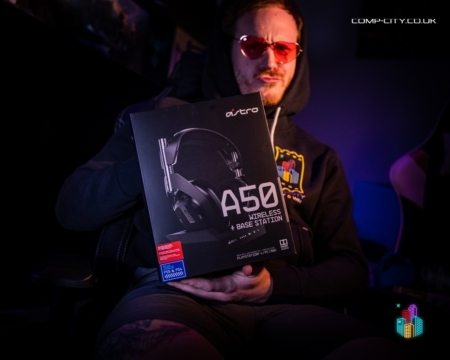 Astro A50 Wireless Headset + Base Station Competition