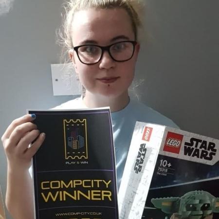 Lego star wars baby yoda previous winner