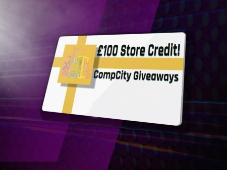 £100 Store Credit Competition petition