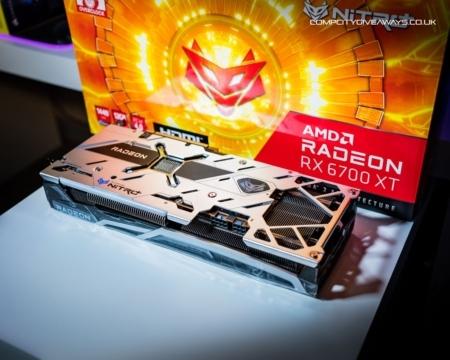 NITRO+ AMD Radeon RX 6700 XT