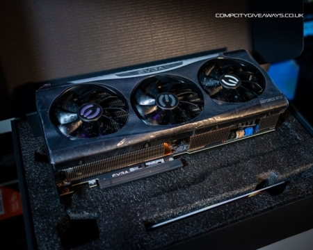 EVGA RTX 3070 FTW3 COMPETITION