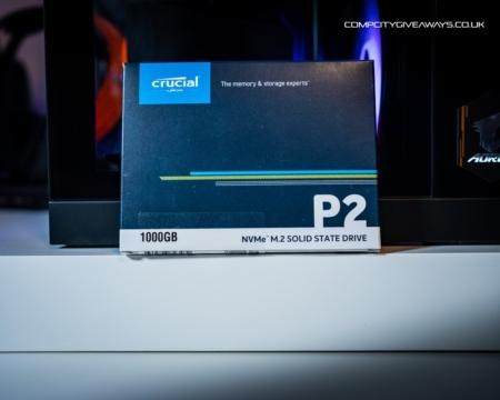 Crucial 1TB NVMe M.2 SSD