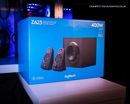 Logitech Z623 2.1 Speaker Set