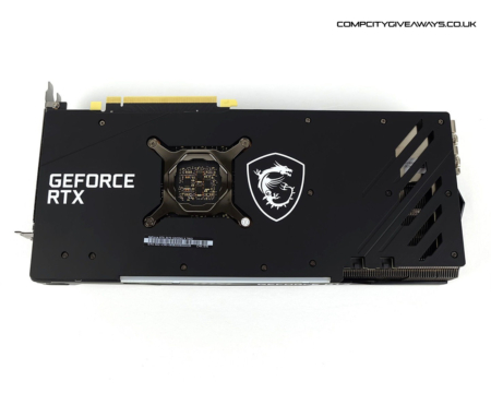 MSI RTX 3070 GAMING X TRIO Competition