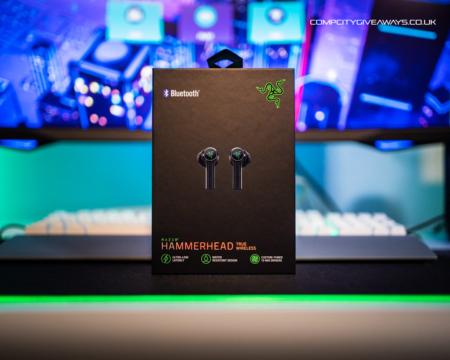Razer Hammerheads earbuds true wireless competition