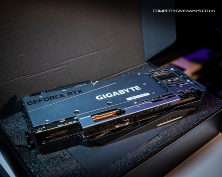Gigabyte Gaming OC RTX 3080 Competition