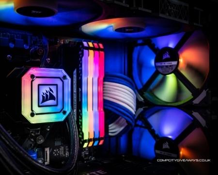 Corsair RTX 3070 PC Competition