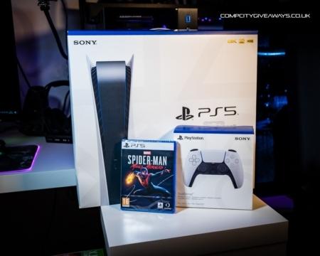 PS5 Bundle Competition