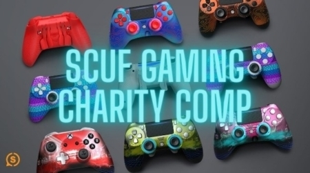 scuf gaming charity comp