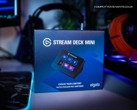 Elgato Stream Deck Mini competition