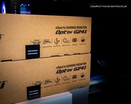 MSI Optix G241 Monitors