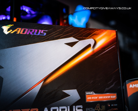 X570 Aorus Master & 5900X