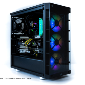 Tuf Gaming RTX 3070 PC