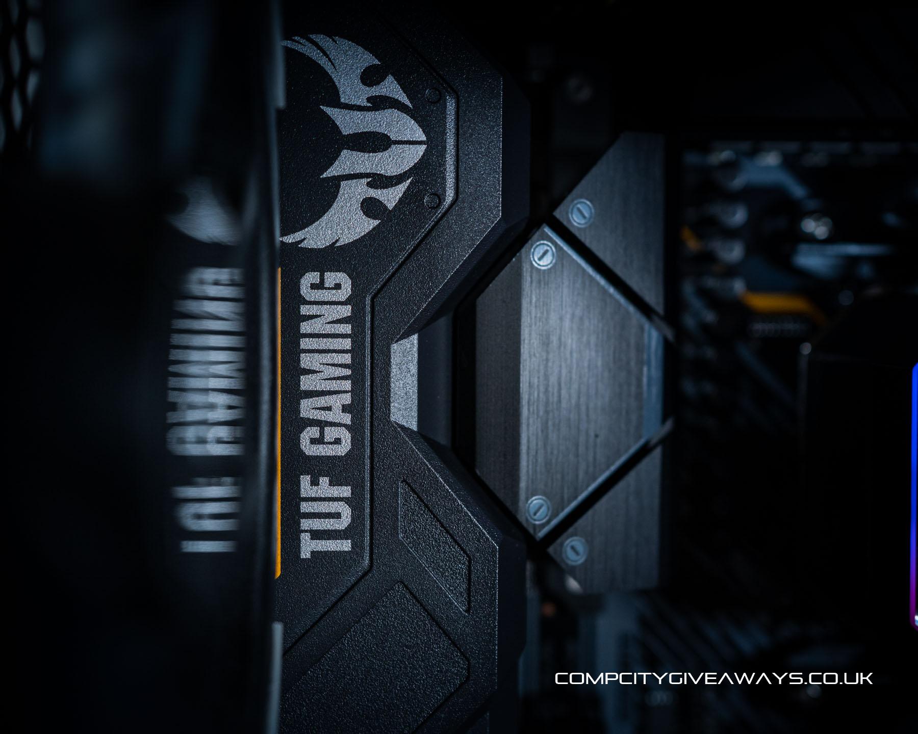 Tuf Gaming RTX 3070 PC Build