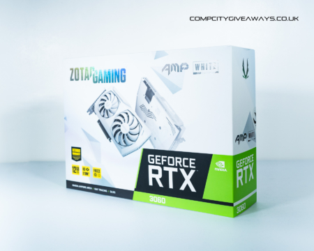 Zotac AMP RTX 3060 White Edition Competition