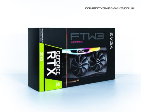 EVGA RTX 3080 FTW3 ULTRA