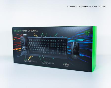Razer Power Up Bundle