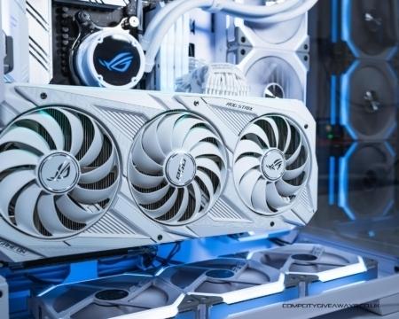 Iceberg ROG 5900X RTX 3080 PC