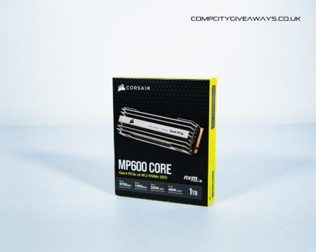 Corsair MP600 1TB NVMe SSD