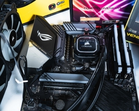 3XS X570 5900X Bundle Competition
