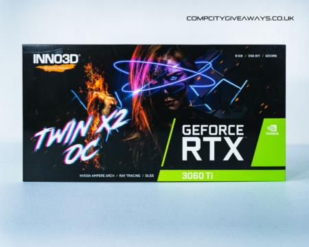 INNO3D RTX 3060 Ti Twin X2 OC