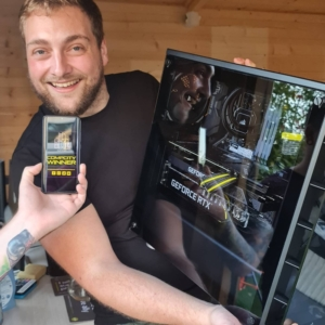 Daniel Walker TUF Gaming PC