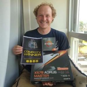James Carroll 1 CompCity Giveaways