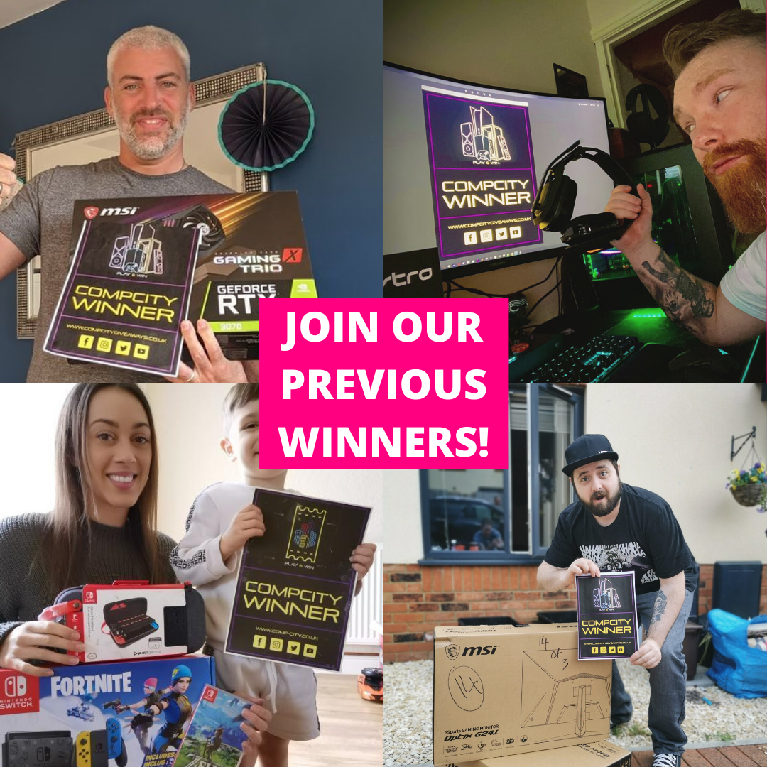 Join our Previous Winners