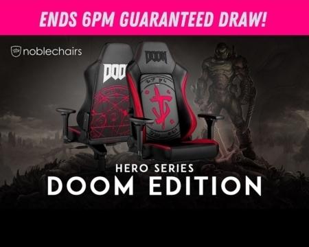 Noblechairs Hero Doom Chair