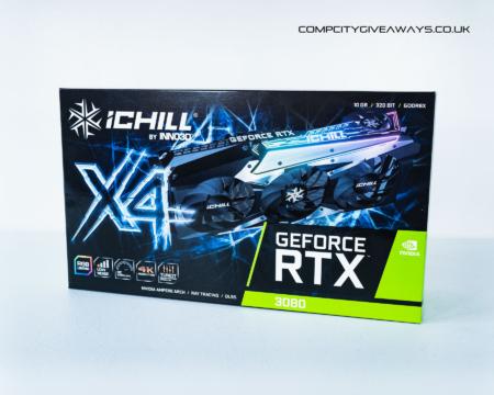 INNO3D RTX 3080 competition