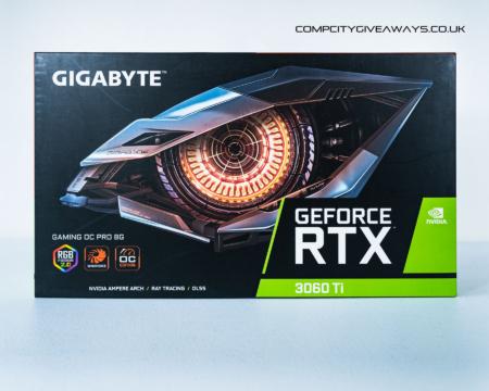 GIGABYTE Gaming OC Pro RTX 3060 Ti
