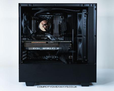 Ryzen 5800X EVGA RTX 3080 Gaming PC