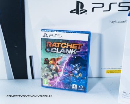 PlayStation Disc Edition #7 Ratchet & Clank Bundle