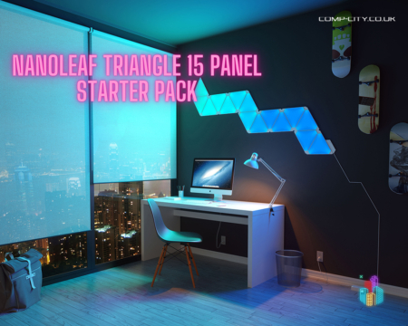 Nanoleaf 15 Panel Starter Kit