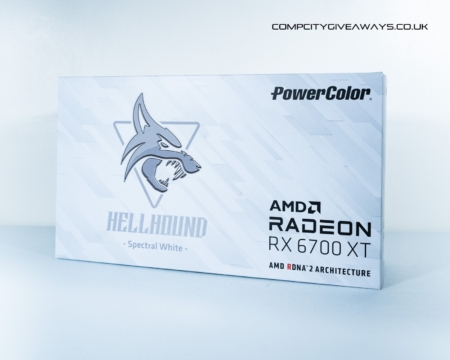 PowerColor RX 6700 XT Hellhound