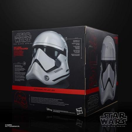 Black Series: First Order Stormtrooper Helmet