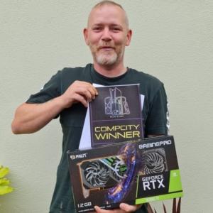 Carlton Cruse RTX 3080 Ti Winner