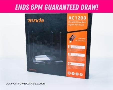 Tenda AC1200 Gaming Wi-Fi Router