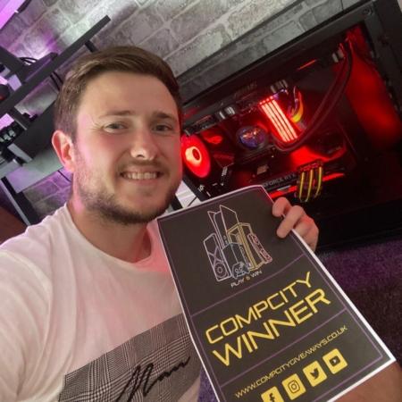 Mark Richardson Dark Knight PC CompCity Giveaways