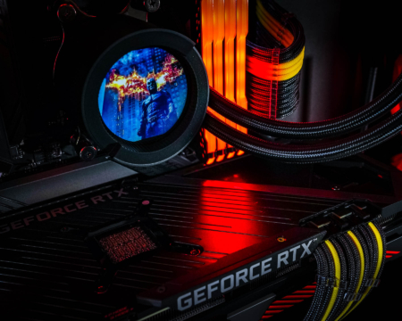 DARK KNIGHT RTX 3080 Ti & 5900X Gaming PC