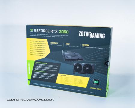ZOTAC RTX 3060 TWIN EDGE