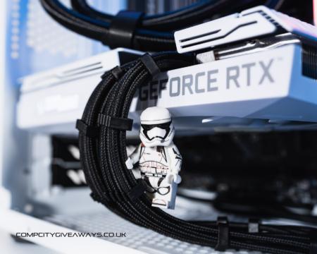 Imperial White RTX 3060 Ti & 5600X PC